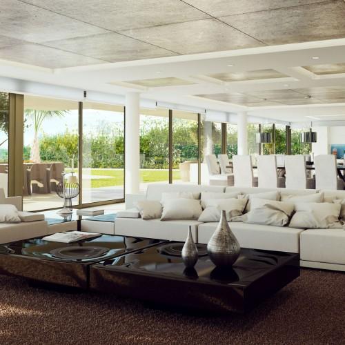 Villa Nagüeles (Interiores)
