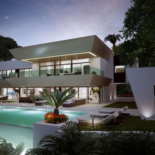 Villa Nagüeles (Exteriores)